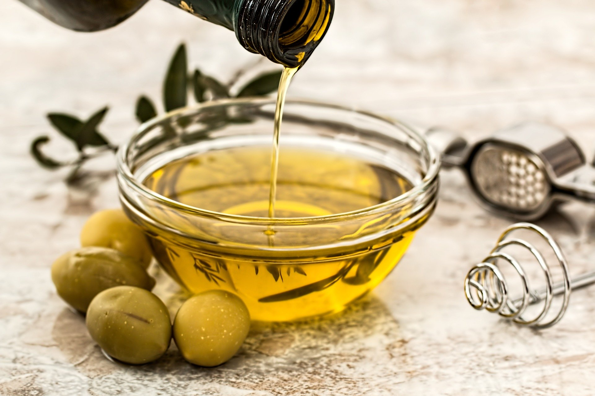 A Healthier Cooking Oil